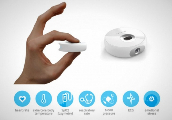 The Scanadu Scout