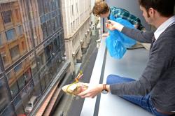 Бутерброды на парашуте