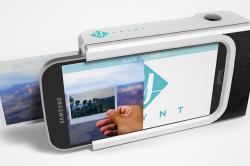Чехол, превращающий смартфоны в Polaroid