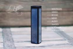 Lantern - устройство для приёма бесплатного Интернета в любой точке мира