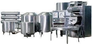 Линия для производства сливочного масла
