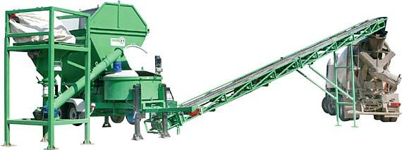 Оборудование для производства бетона - мини-завод