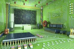 Монтаж системы «Умный дом»