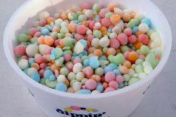 Необычное мороженое Dippin' Dots