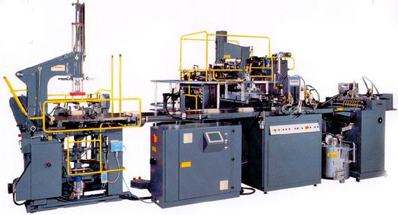 Оборудование для производства картонных коробок - упаковки