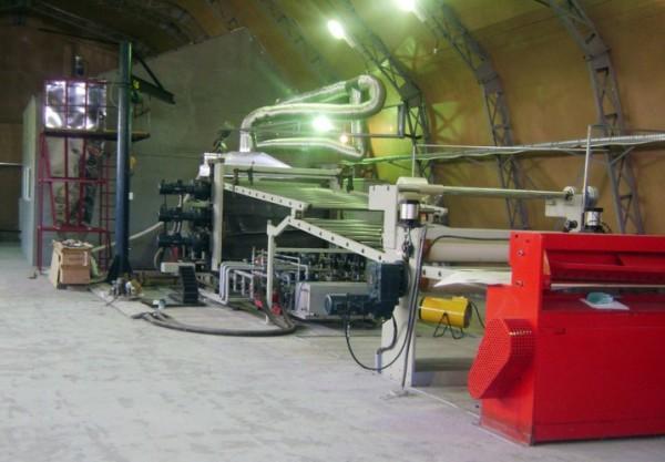 Оборудование для изготовления листового ПВХ
