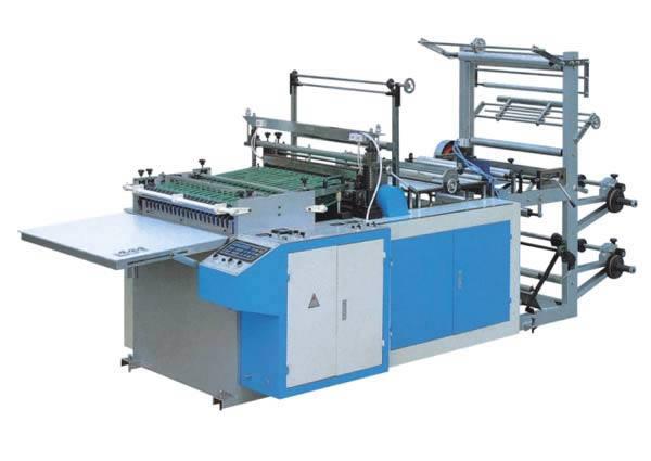 Оборудование для производства полиэтиленовых пакетов - пакетоделательная машина