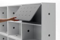 Оригинальная мебель от Nendo