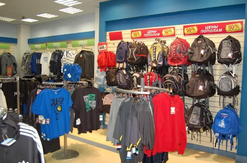 Бизнес-план спортивного магазина. Как открыть магазин спортивных товаров 4a688aaf273