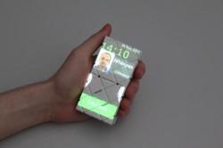 Paddle - концепт мобильного устройства-трансформера по типу Рубика