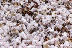 Переработка ПЭТ- и ПВХ-отходов
