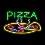Реклама пиццерии