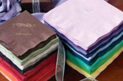 Производство бумажных салфеток