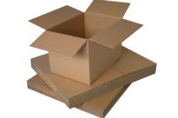 Производство картонных коробок - упаковки