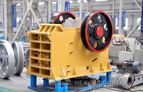 Оборудование для производства щебня - Щековая дробилка PE600x9000