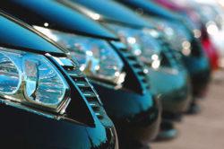 Сдача автомобилей в аренду (прокат)
