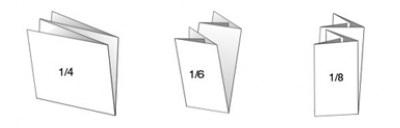 Способы сложения бумажных салфеток