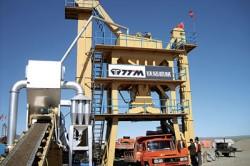 Оборудование для производства асфальта - стационарный асфальтобетонный завод