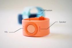 Tinitell — телефон-браслет для детей