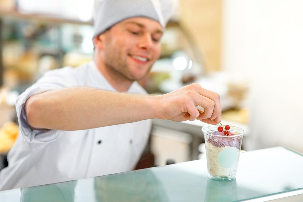 Персонал для производства мороженого с нуля