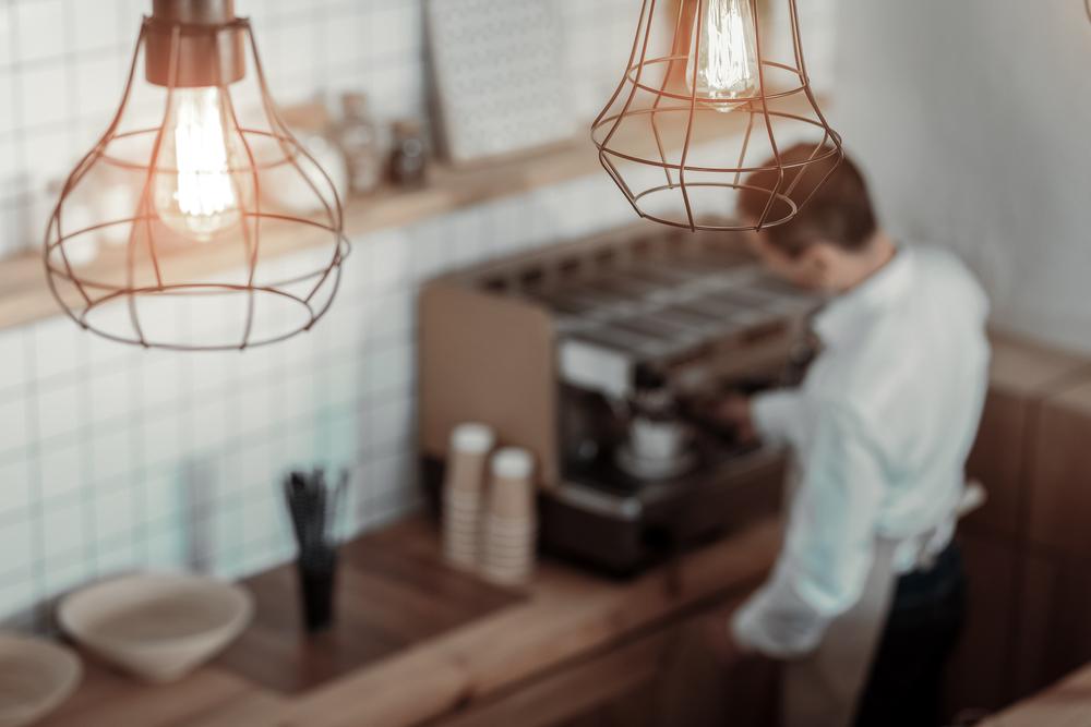 Ремонт и оборудование в кафе правильного питания