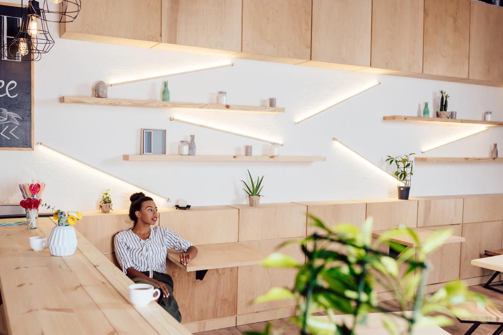 Выбор помещения для открытия кафе здорового питания