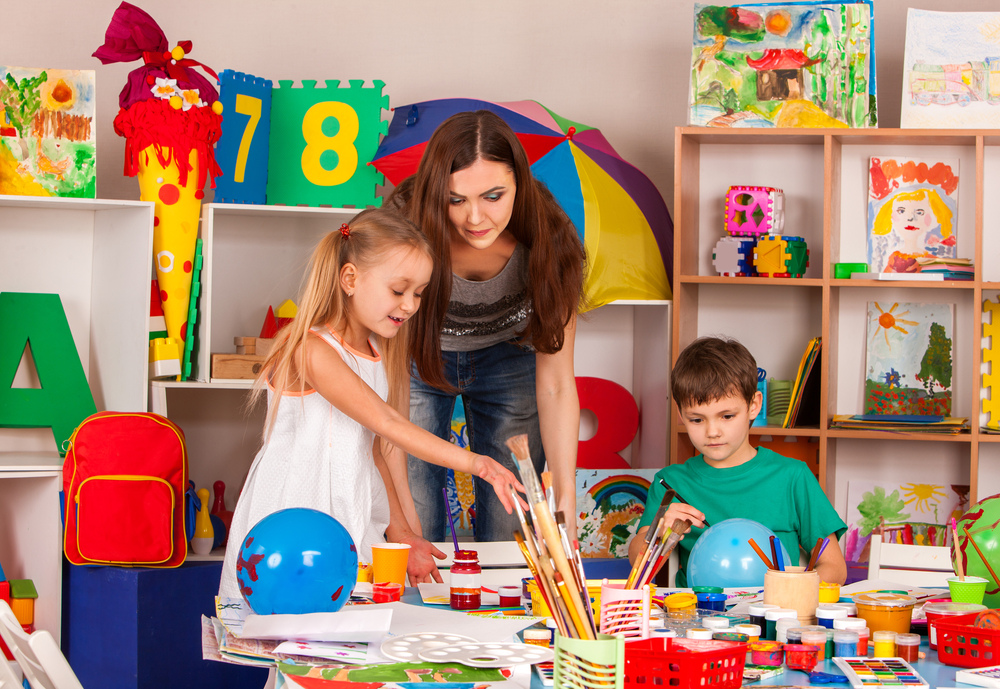 Примерный план занятий детского клуба