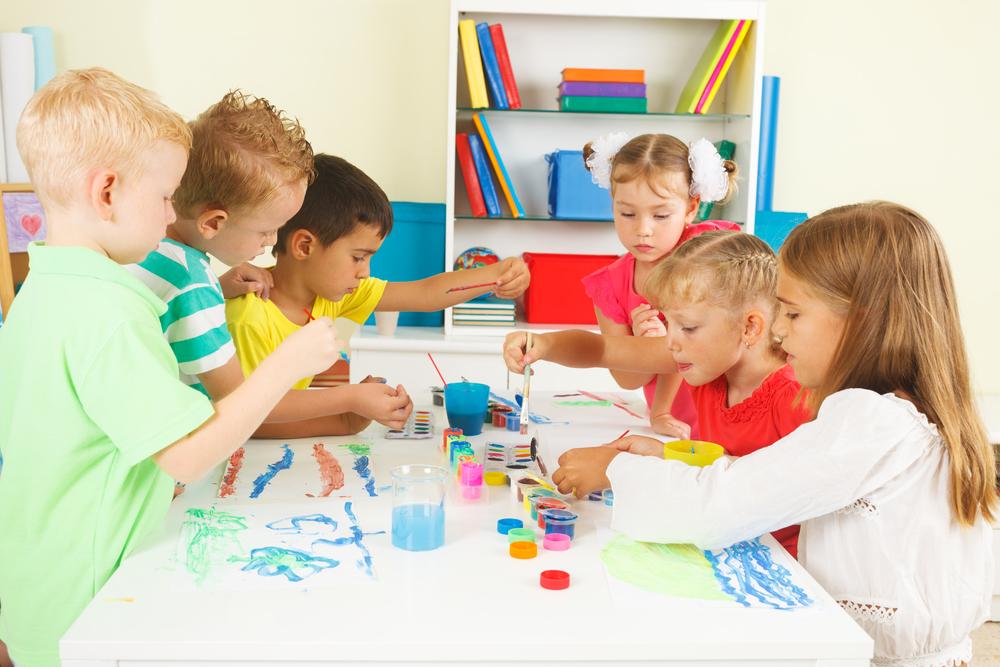 Выбор и аренда помещения для детской студии