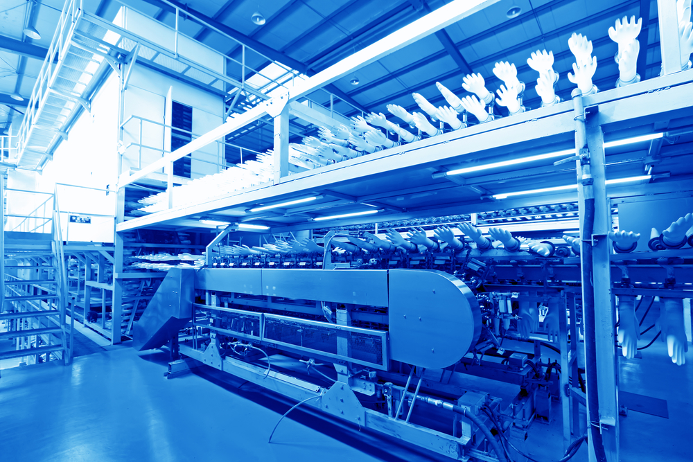 Технология изготовления продукции в бизнес-плане производства ХБ перчаток с ПВХ слоем