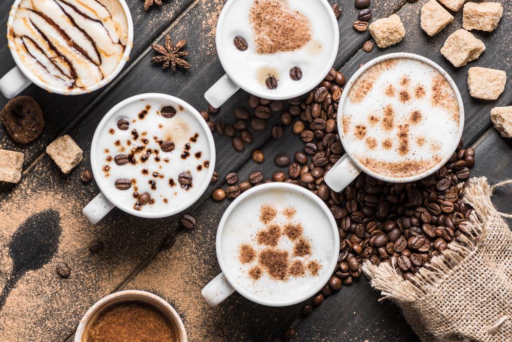 Варианты формата для кофейни