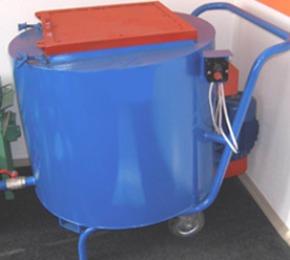 Оборудование (установка) для производства газобетона (газобетонных блоков)